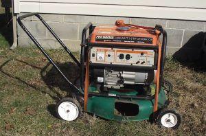 DIY Portable Generator