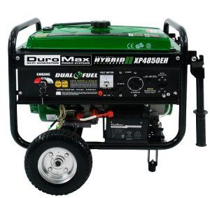 Duromax 4850EH Review