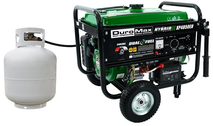 DuroMax Dual Fuel Review