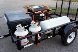 Gas Generator Portable