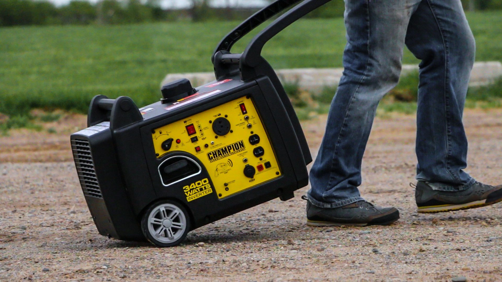 Portable Generator for Electricity