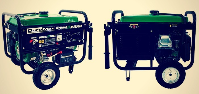 DuroMax Portable Generator Review