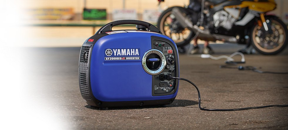 Yamaha EF2000 Review