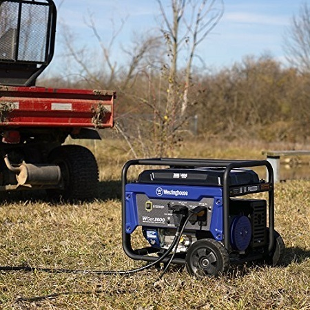 Using Portable Generator For Farming