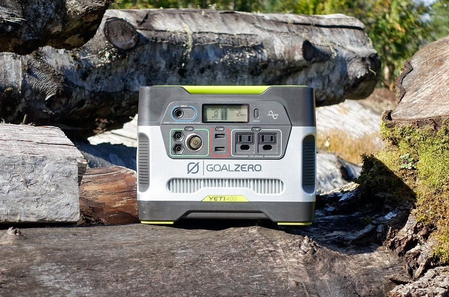 Goal Zero Yeti 400 Portable Power Station Review